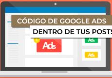 ads codigo google adsense dentro post