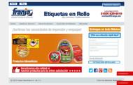 Proyecto: Franja Industrias (Etiquetas en Rollo)